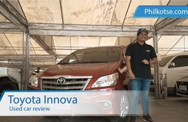 2015 Toyota Innova Philippines | Used Car Review | Philkotse
