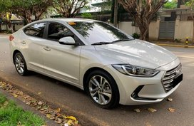 Silver Hyundai Elantra 2016 for sale in Makati City