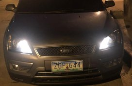 Selling Silver Ford Focus 2007 in Makati
