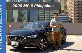2020 MG 6 Review Philippines: For the sporty executive?