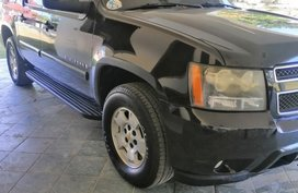 Sell Black 2006 Chevrolet Suburban in San Isidro