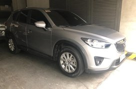 Sell Silver 2012 Mazda Cx-5 in Manila