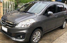 Grey Suzuki Ertiga 2016 SUV / MPV for sale in Cagayan de Oro