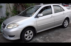Selling Silver Toyota Vios 2005 Sedan in Paranaque City
