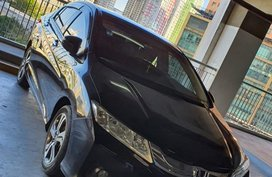 Black Honda City 2017 for sale in Manila