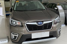 Grey Subaru Forester 2020 for sale in Cagayan de Oro