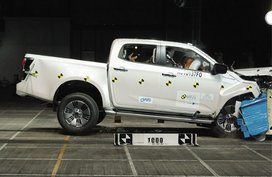 2020 Isuzu D-Max gets perfect 5-star safety rating from ASEAN-NCAP