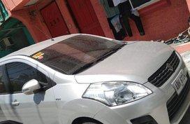 Selling Silver Suzuki Ertiga 2015 in Mandaluyong