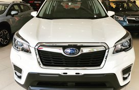 All new Subaru Forester 2020 2.0iS with eyesight