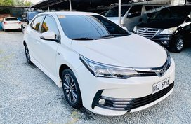 2018 TOYOTA ALTIS V AUTOMATIC GRAB READY FOR SALE