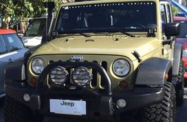 Jeep Rubicon 2013 for sale in Balanga