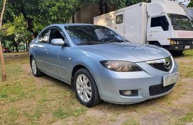 Blue Mazda 3 2009 for sale in Marikina