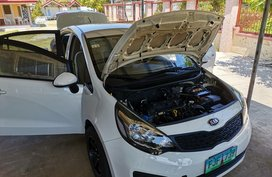 2014 Kia Rio 1.3 manual gas