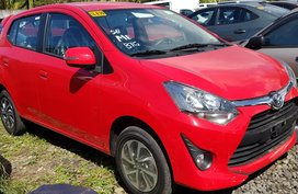 Brand New Toyota Wigo 2020 from Toyota Camarines Sur Inc.