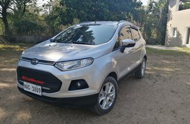 2017 Ford Ecosport for sale in Zambales