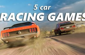 5 cool racing video games you can play on your smartphones