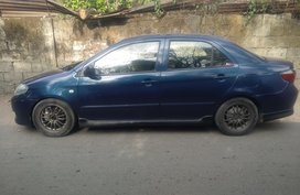 Blue 2007 Toyota Vios for sale in Pampanga
