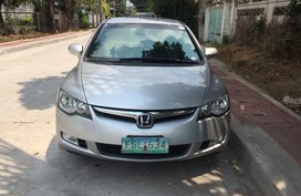 Rush Honda Civic 1.8S in Quezon City