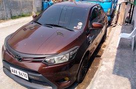 2014 Toyota Vios 1.3E MT
