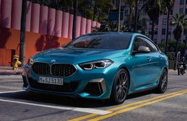 BMW 2-Series Gran Coupe is coming soon to the Philippines