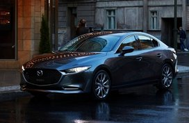 Mazda 3 is the best-designed car in the world for 2020