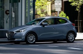 Polymetal Grey Mazda2 adds to many reasons why we're jealous of Japan