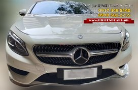 2016 MERCEDES BENZ S550 COUPE