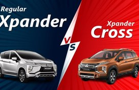 2020 Mitsubishi Xpander Cross: What makes it different from a regular Xpander?