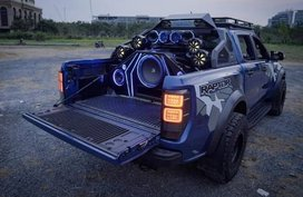 This modified Ford Ranger Raptor brings 'Pimp My Ride' back to life
