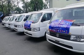 Suzuki to Carry COVID-19 frontliners with donated commercial vehicles