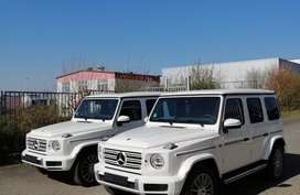 Brand New 2020 Mercedes Benz G350d Diesel Full Option