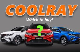 Which 2020 Geely Coolray should you buy? – Variant Comparison