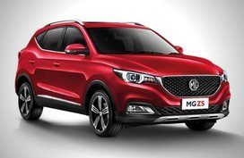 MG ZS, RX5 available in any color you want in latest promotion