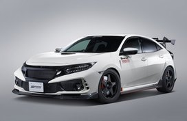 Here's what a Spoon Honda Civic Type R FK8 would look like
