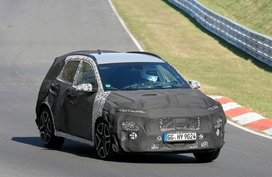 Hyundai Kona N will be a gnarly crossover with 75% more power