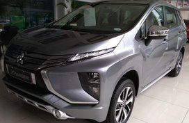 BRAND NEW GREY 2019 MITSUBISHI XPANDER LOWEST DOWN PAYMENT NO HIDDEN CHARGES