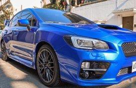 Sell Blue 2015 Subaru Wrx in Manila