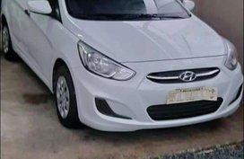 White Hyundai Accent 2018 for sale in Antipolo
