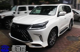 BRAND NEW 2018 Lexus LX570 Super Sport LX 570 Supersport Pearl White