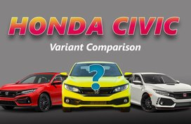 Which 2020 Honda Civic should you buy? – Variant Comparison
