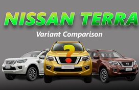 Which 2020 Nissan Terra should you buy? – Variant Comparison