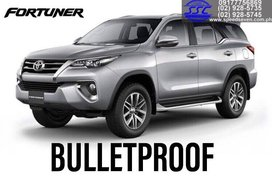 Brand New 2020 Toyota Fortuner V Bulletproof Level 6 (Top of the Line Trim)