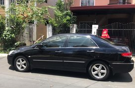 Sell Black Honda Accord in Manila