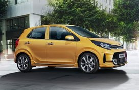 2020 Kia Picanto facelift debuts with chic look, more tech features