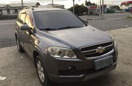 Sell Silver Chevrolet Captiva in Manila