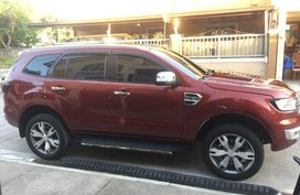 Red Ford Everest 2018 for sale in Imus