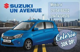 SUZUKI CELERIO 38K ALL IN