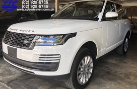 Brand New 2020 Range Rover HSE Supercharged V6
