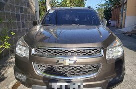 Brown Chevrolet Trailblazer for sale in Imus