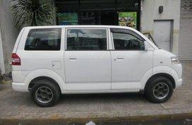 Sell Beige 2009 Suzuki Apv Truck in Makati